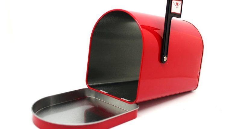 ouvrir boite aux lettres sans clef