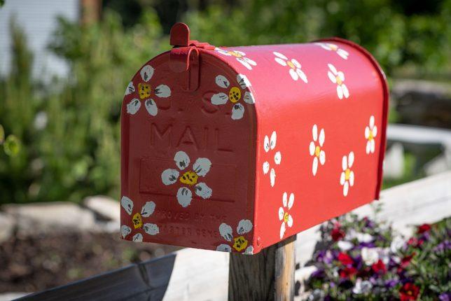 fabriquer sa propre boite aux lettres