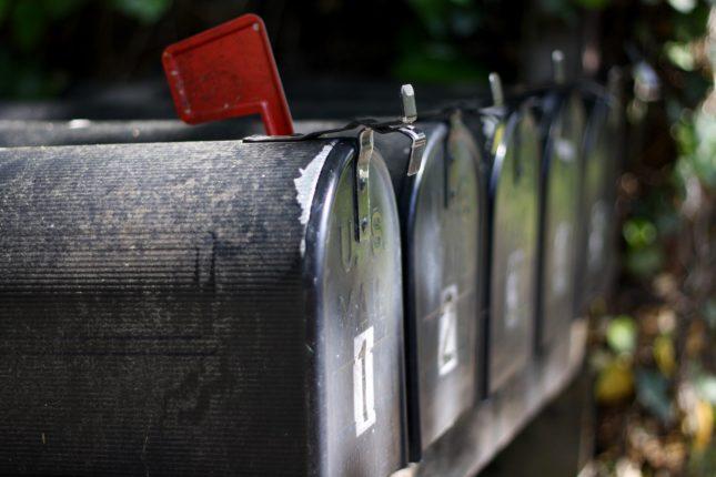 sécuriser boite aux lettres