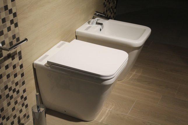 taille toilette